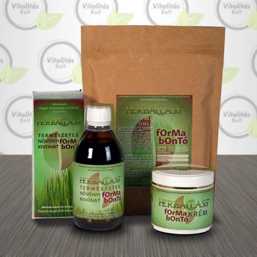 HerbaClass Formabontó csomag