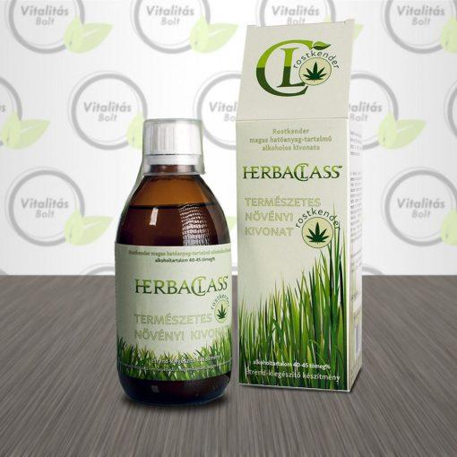 HerbaClass Természetes növényi kivonat Rostkender - 300 ml