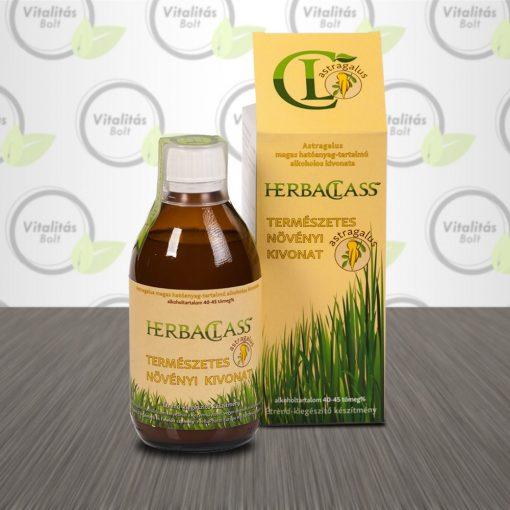 HerbaClass Természetes növényi kivonat Astragalus - 300 ml