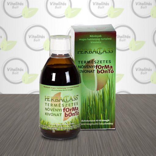 HerbaClass Természetes növényi kivonat Formabontó - 300 ml