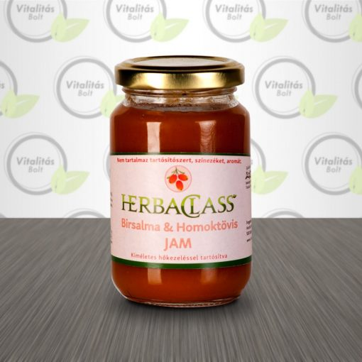HerbaClass Hömöktövis és Birsalma Jam - 210 g