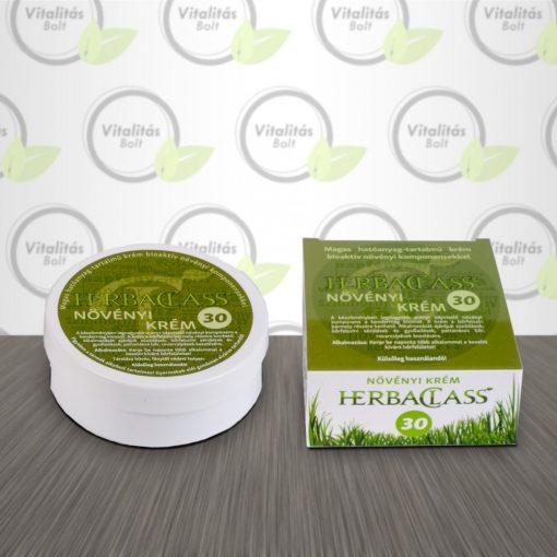 "HerbaClass Növényi krém  ""30"" - 100 ml"