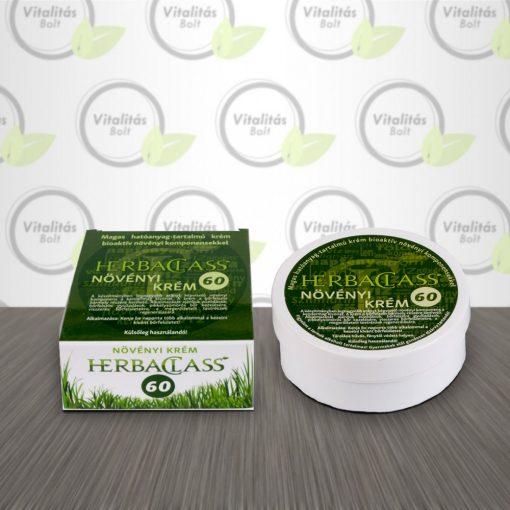 "HerbaClass Növényi krém ""60"" - 100 ml"