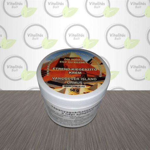 V.I.O. Étrend-kiegészítő Krém - 50 g