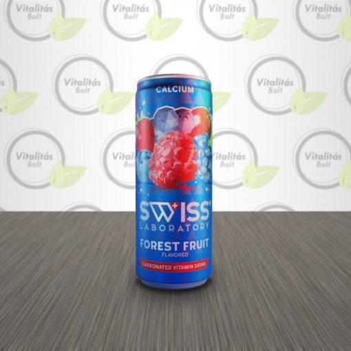 SWISS Kalcium+D3 nagydózisú vitaminital - 250 ml
