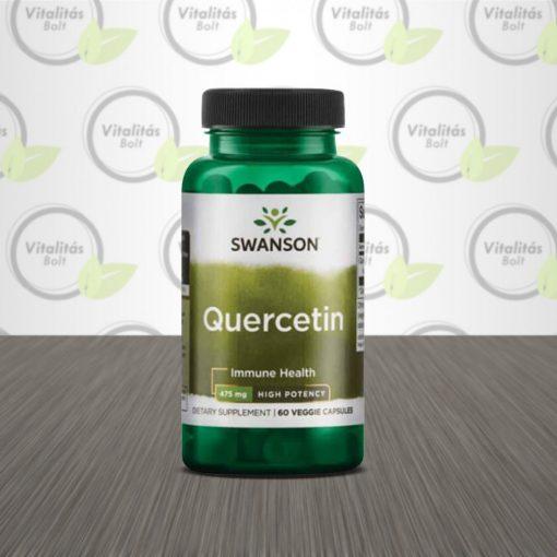 Swanson Quercetin - 60 db