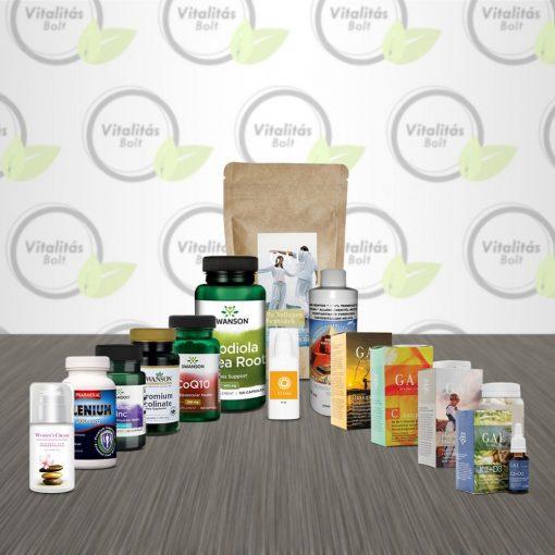 Női hormonegyensúly csomag (nagy csomag)