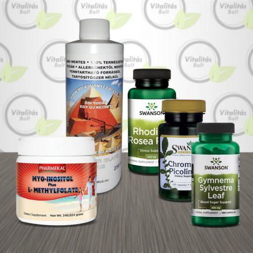 Inzulinrezisztencia csomag