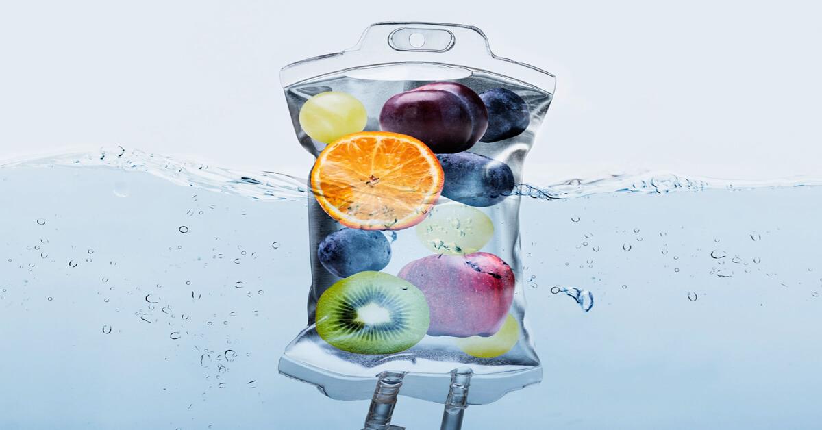 Miért innál egészségtelen italokat, ha egészségesen is felfrissülhetsz?
